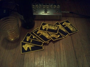 Image of AXXION PATCHES