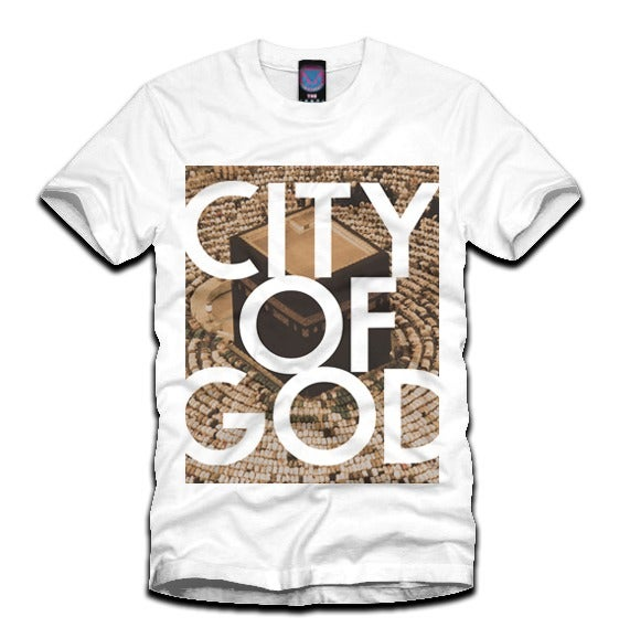 Image of 'City of God' Tee