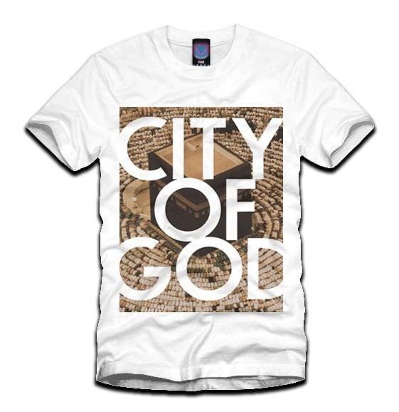 Image of 'City of God' Tee