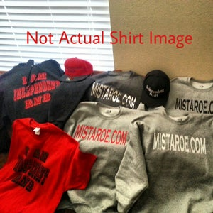 "Image of Mista Roe Sweat Shirts ""SPECIAL EDITION"""