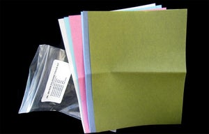 Image of Super-Fine Polishing Papers