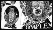 Image of 'All Seeing Owl' Singlet - ICARUS COMPLEX