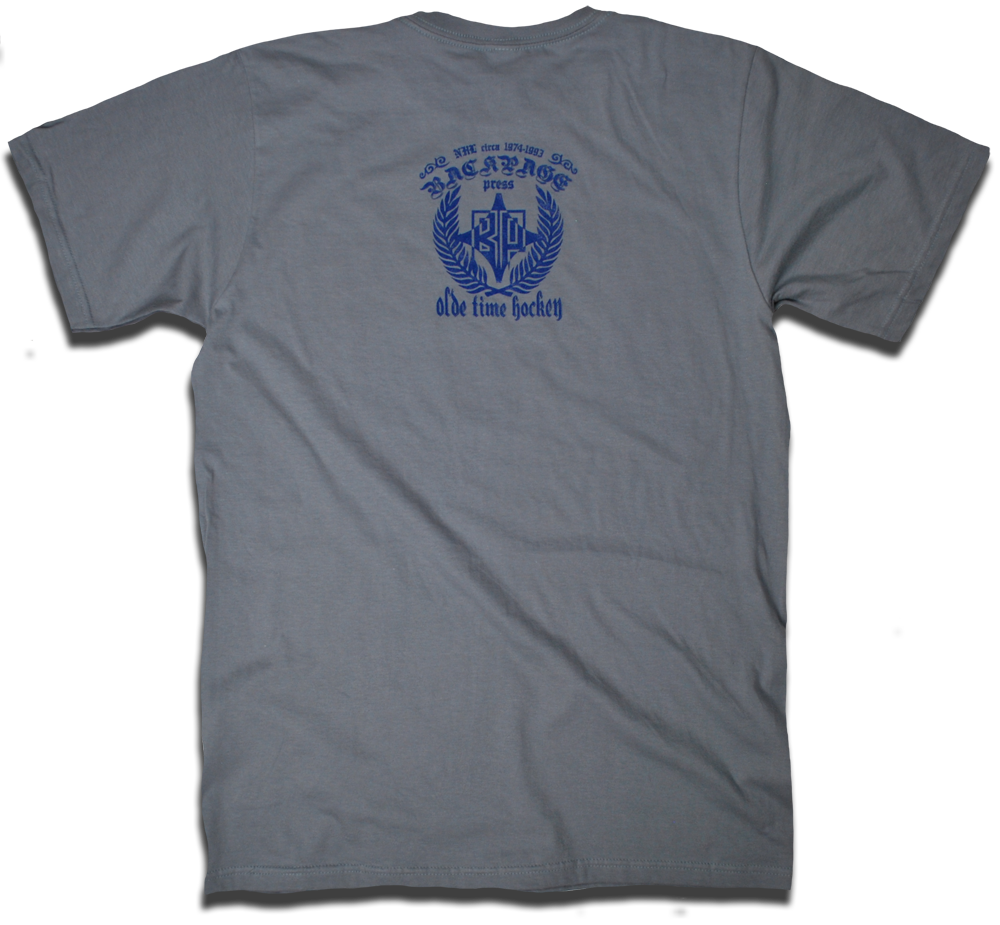Image of Smythe Division - Old Time Hockey Division Series tee by Backpage Press