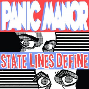 Image of Panic Manor- State Lines Define (CD)