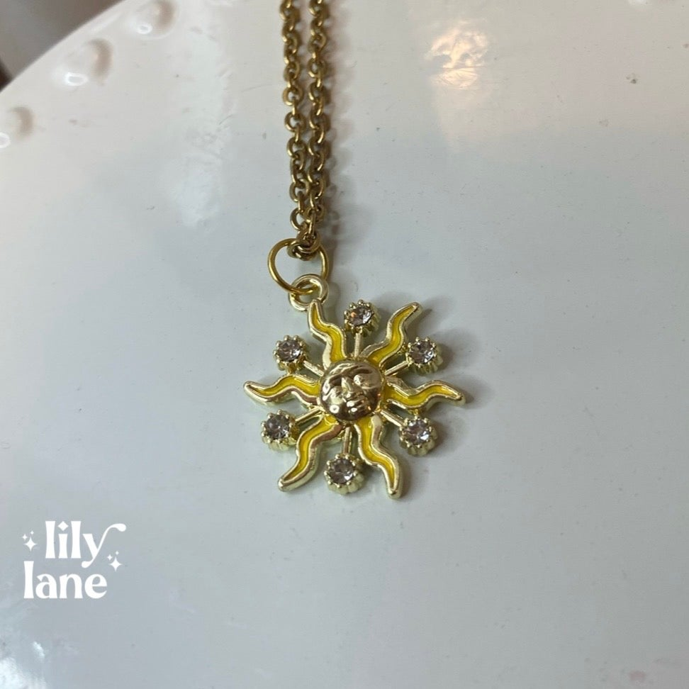 Image of Sunny Days Necklace