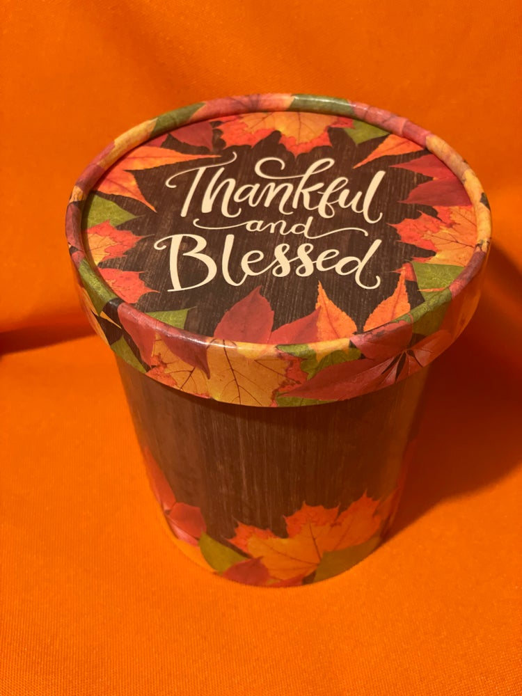 Image of Thankful & Blessed Tumblers