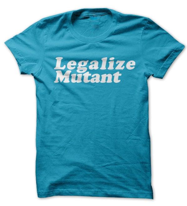 Image of Legalize Mutant (X-Men)