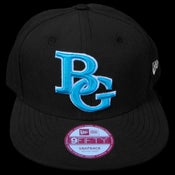 Image of Buzz Global BG New Era 9 Fifty Snapbacks Teal