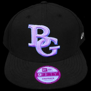 Image of Buzz Global BG New Era 9 Fifty Snapbacks Pink