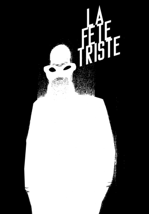 Image of [a+w dis002] La Fete Triste T-Shirt by Disturbanity