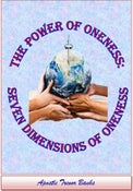 Image of The Power of Oneness - Seven Dimensions of Oneness (Message Series) - Apostle Trevor Banks