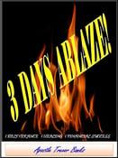 Image of 3 Days Ablaze (Message Series) - Apostle Trevor Banks