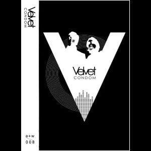 Image of [a+w 008] Velvet Condom - VC (2. Edition) C-40 TAPE