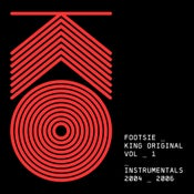 Image of Footsie - King Original Vol 1 CD