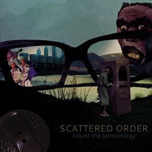 Image of [gg146] Scattered Order ‎– Adjust The Terminology CD