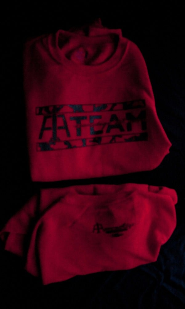 "Image of ""A-TEAM"" Crewneck"