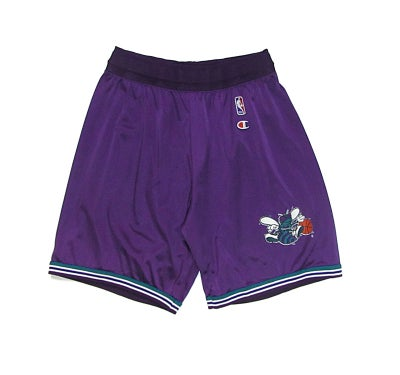 Image of Charlotte Hornets Away Shorts