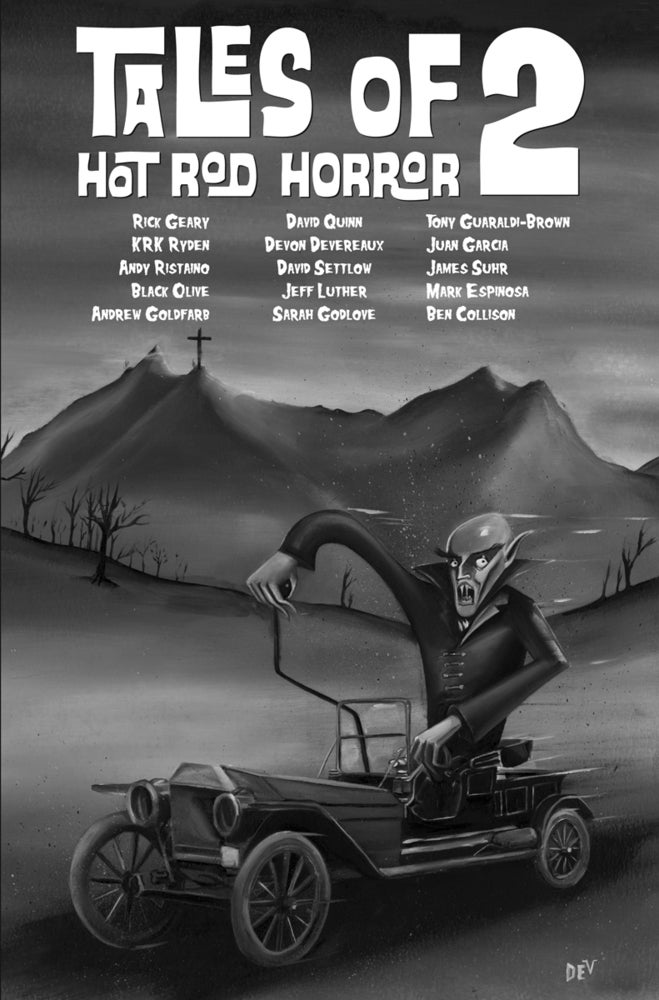 Image of Tales of Hot Rod Horror Vol. 2