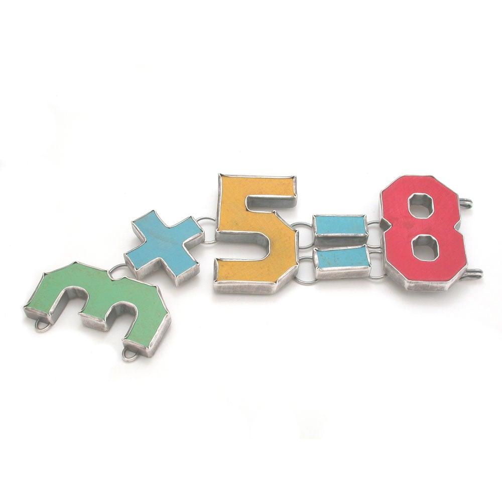 Image of 3+5=8 bracelet