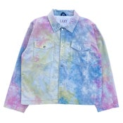 Image of Marble Overshirt (Site Exclusive)