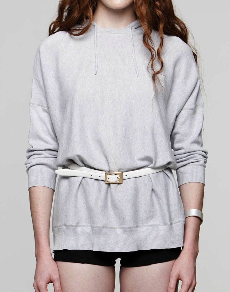 Image of Weekend Hoodie (grey, black)