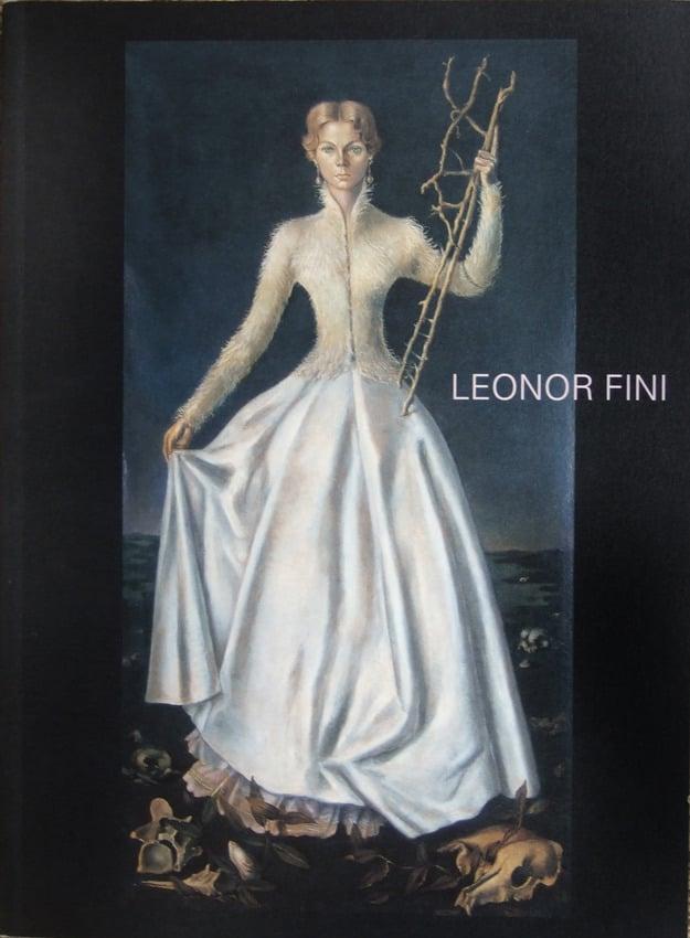 Image of Leonor Fini - Catalogue d'exposition (Japon)