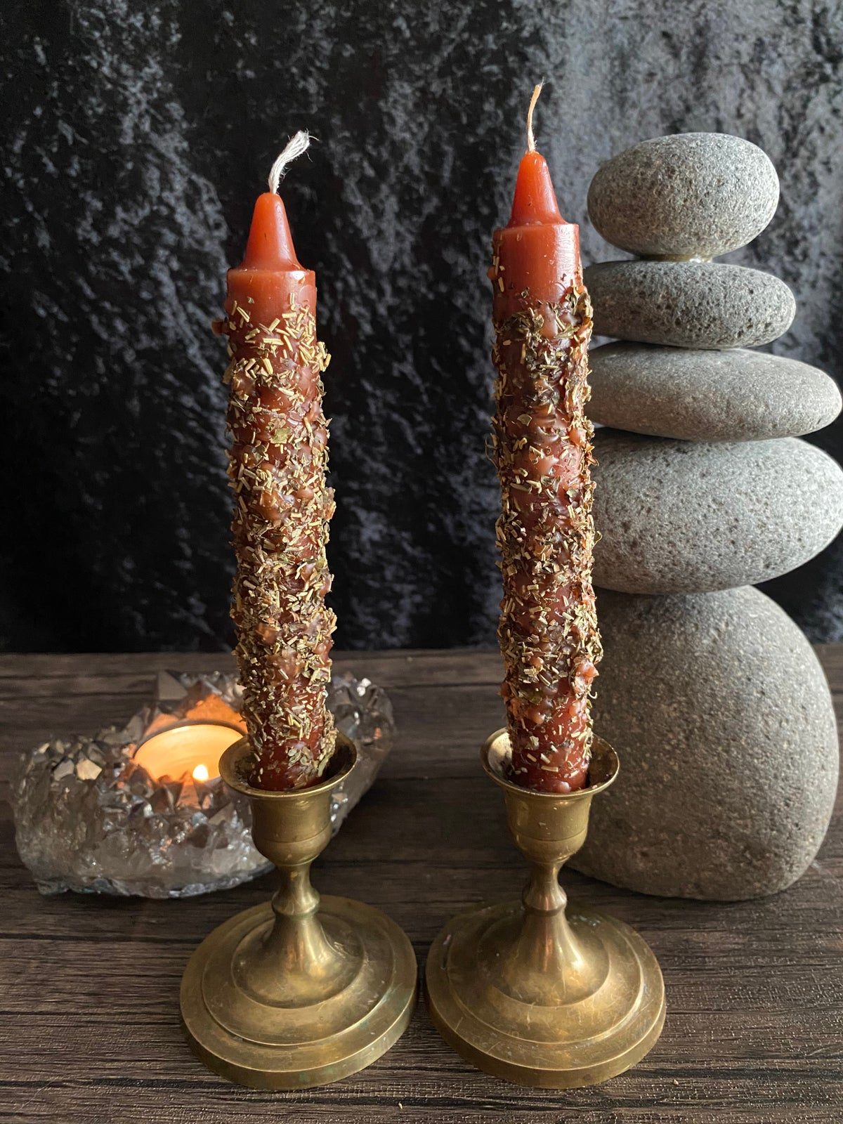 CONFIDENCE WITCHY SPELL CANDLES