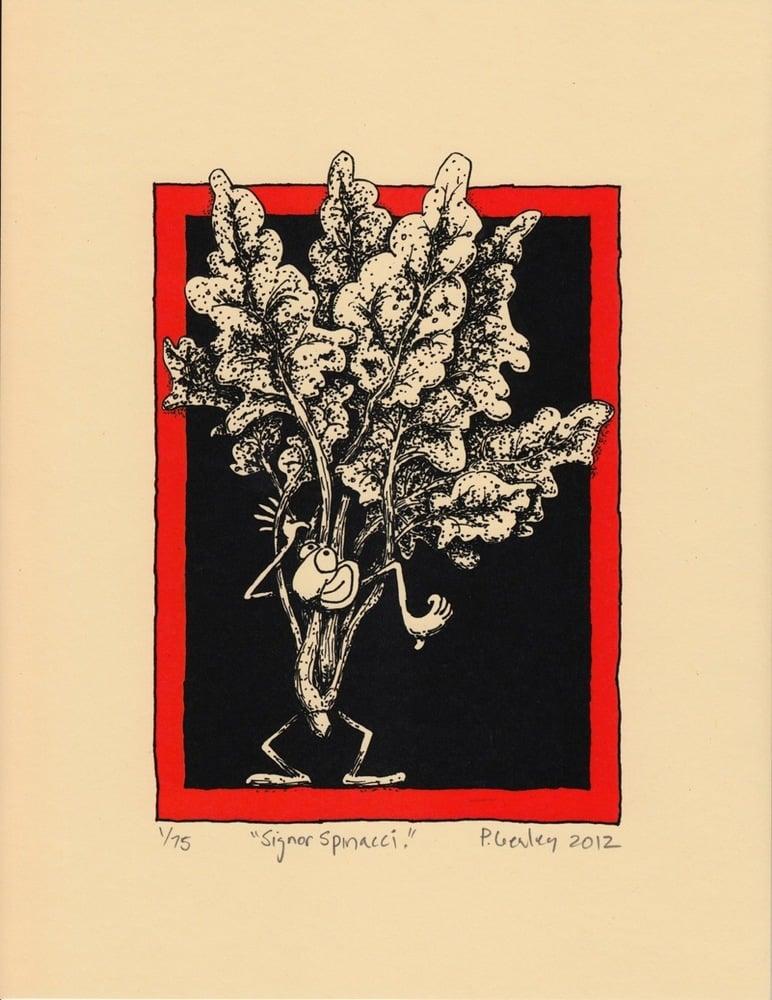 """Image of """"Signor Spinacci"""""""