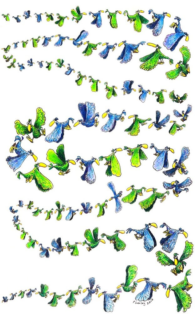 "Image of ""90 Birds"""