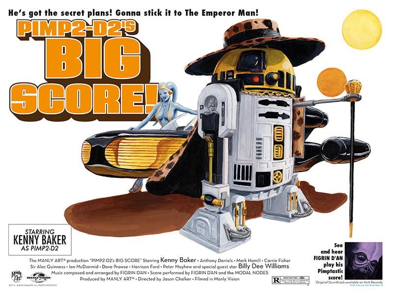 Image of Pimp2-D2's Big Score