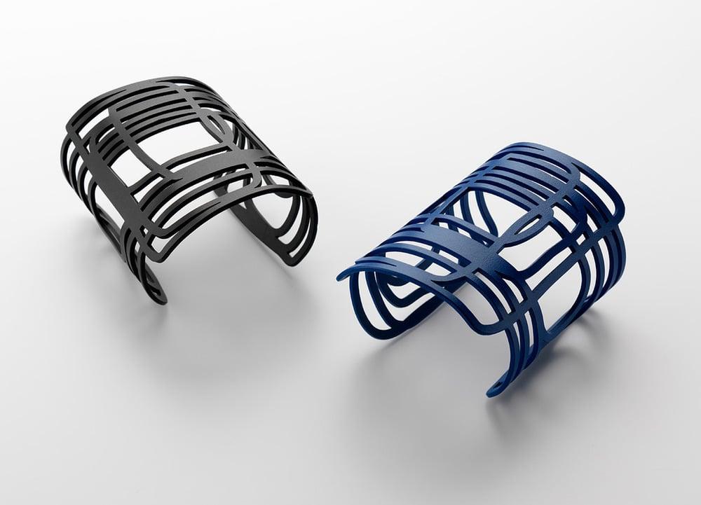 Image of Free-form Cuff Bracelet