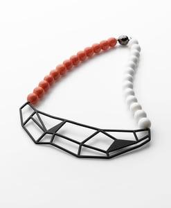 Image of Geometric Necklace