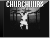 Image of CHURCHBURN SELF TITLED EP