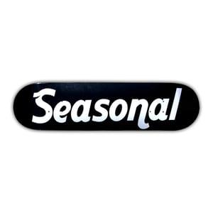 Image of Seasonal Basic Black Deck
