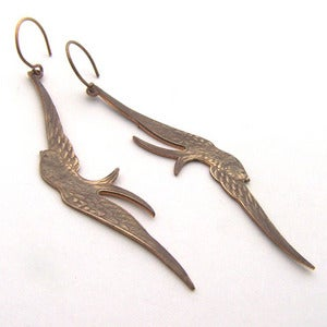 Image of Swoop Earrings