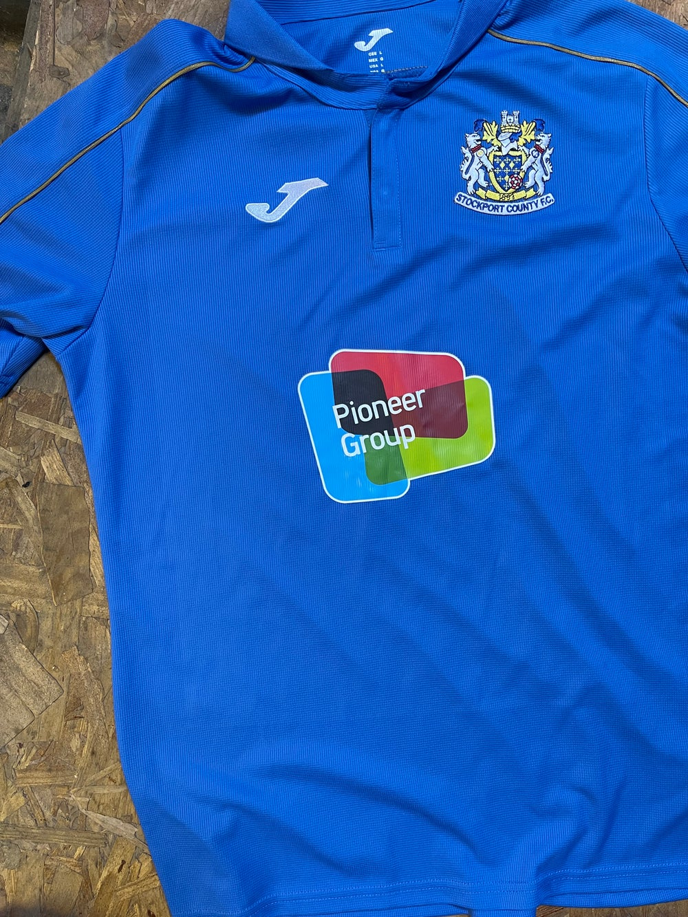 Player Issue 2019/20 Joma Home Shirt