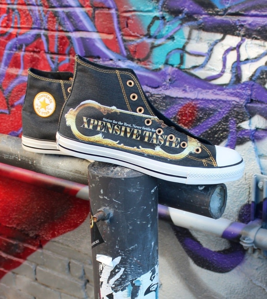 Image of Xpensive Taste Converse All Star Chuck Taylor