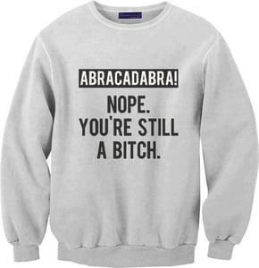 Image of ABRACADABRA