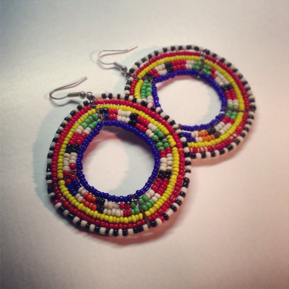 Image of The Saikeri Earrings [Limited Edition]