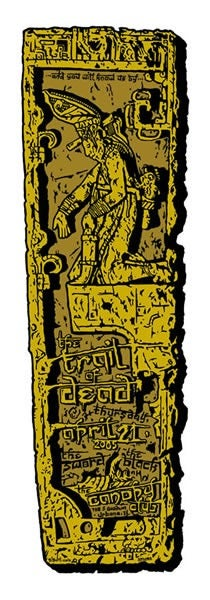 Image of Trail Of Dead Poster 2005