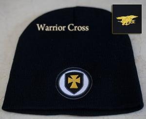 Image of Warrior Cross Beanie