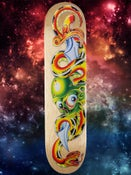 Image of Tim Childs design Skate Deck