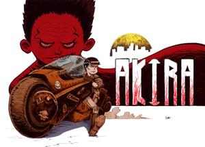 Image of Akira Poster