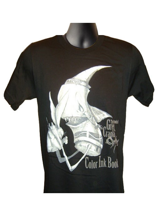 "Image of Greg ""Craola"" Simkins Limited Edition Rayola Tee"