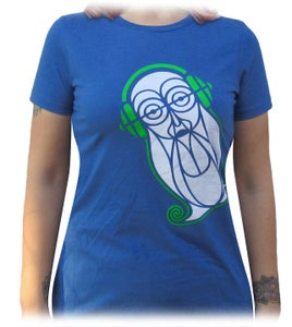 Image of Enlightenment - Royal Blue - Women