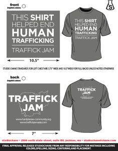 Image of Traffick Jam 2013 T-shirts!
