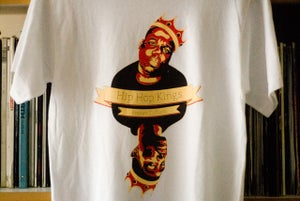 Image of 'Hip Hop Kings' Tee (White)