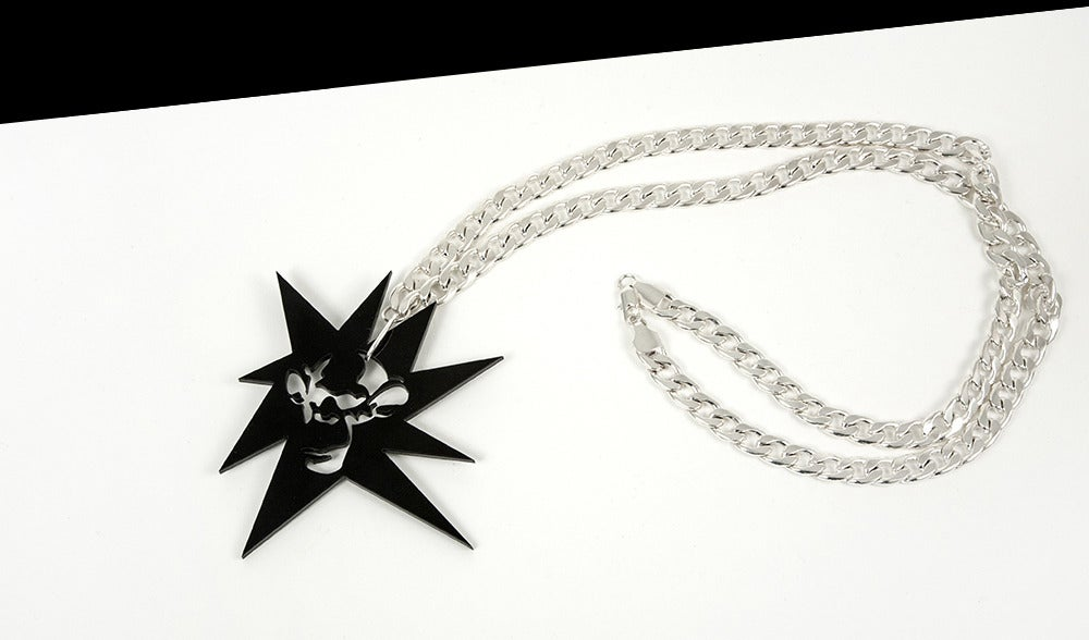 Image of Superstar Curb Chain Necklace