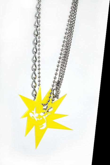 Image of Superstar Chain Mix Necklace