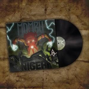 Image of Mombu - Niger - [LP]